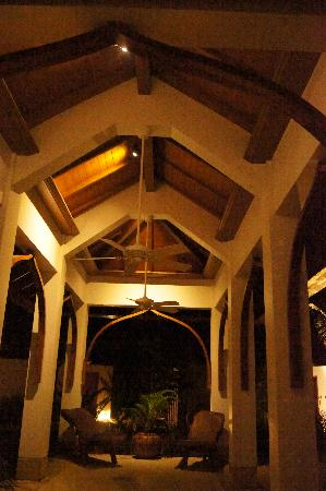 Kizimkazi, Tanzania: gazebo at the spa