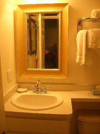 Cape Winds Resort: Bathroom