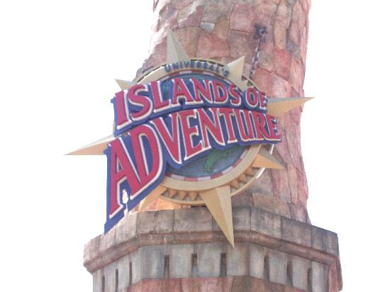 Orlando, Floryda: Islands of Adventure