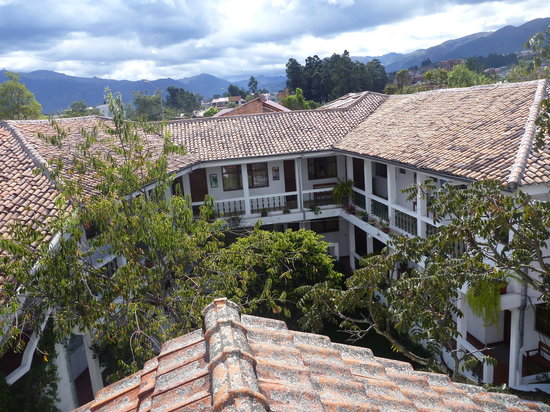 Hotel Apartamentos Otorongo: Otorongo panoramic View