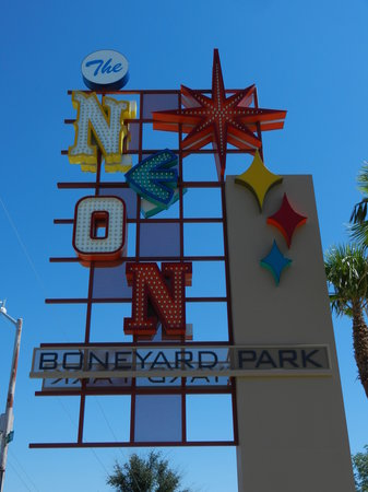 Las Vegas off the beaten path