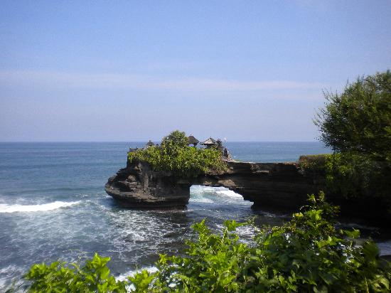 Canggu, Indonesia: templio