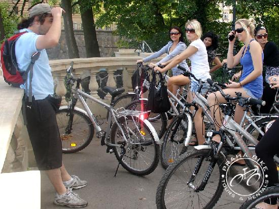 Photos of Bike Tours & Bicycle Rent in Prague, Prague