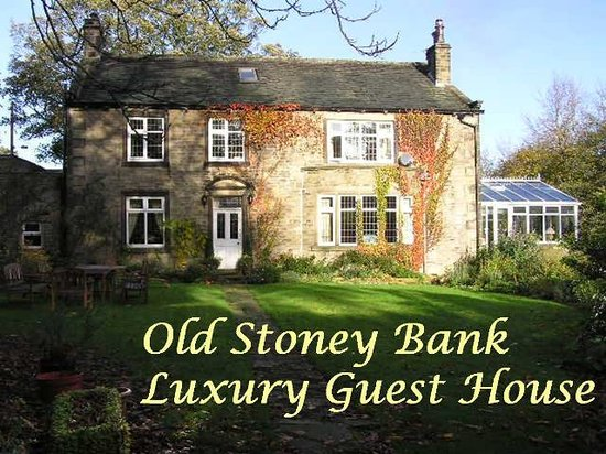 Holmfirth, UK : Old Stoney Bank Guest House