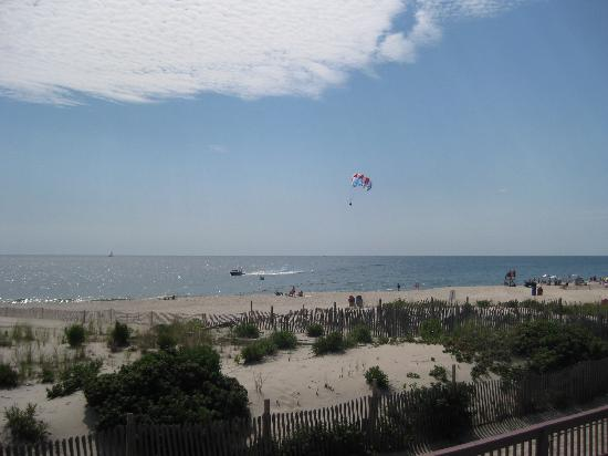 Point Pleasant Beach, NJ: Balcony View