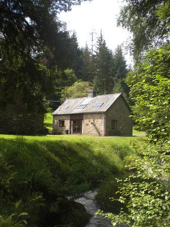Trallwm Forest Cottages