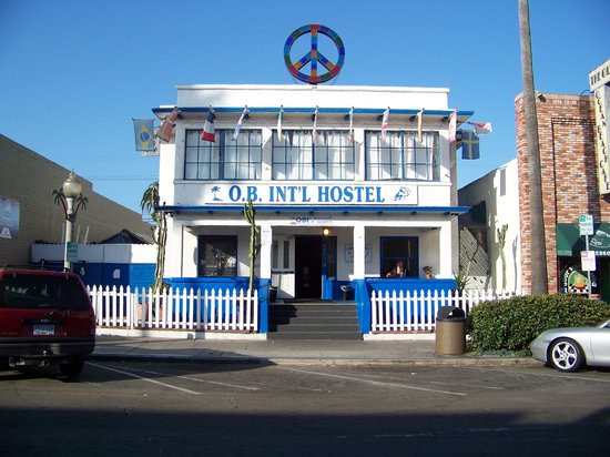 Ocean Beach International Hostel : Hostel