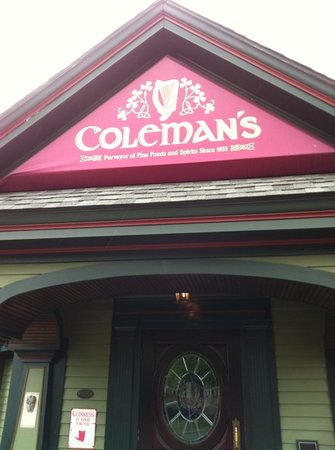Coleman's Authentic Irish Pub, Syracuse - Restaurant Reviews ...