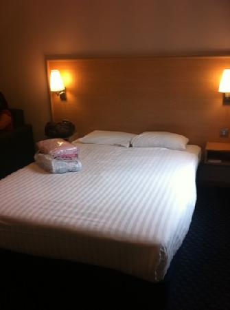 Travelodge Manchester Ancoats: room