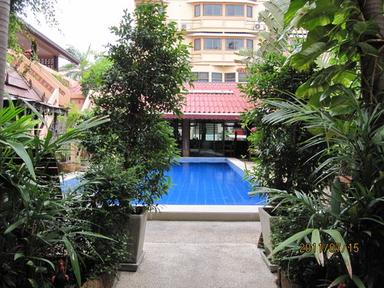 Ma maison pattaya thailand inn reviews tripadvisor for Auberge ma maison