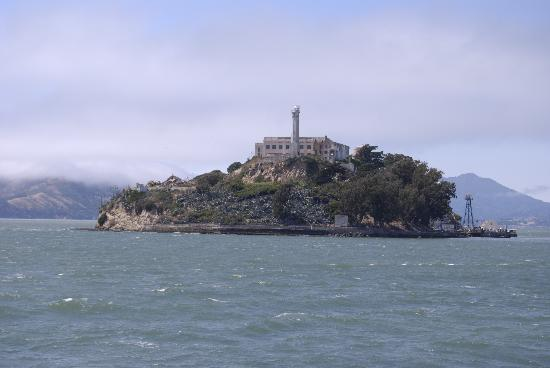 Photos of Alcatraz, San Francisco