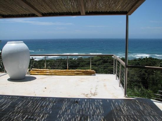 Days At Sea Beach Lodge: view from suite umkhomo