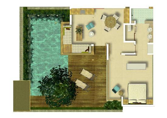 The Elysian: floorplan