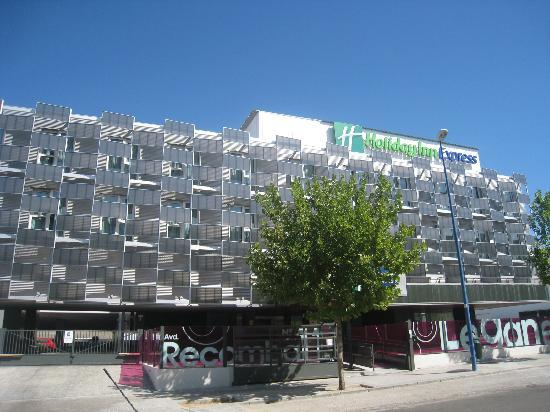 Holiday Inn Express Madrid Leganes : afueras