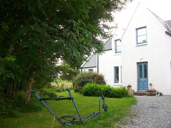 The Old Croft House Vegetarian B&B on Isle of Skye