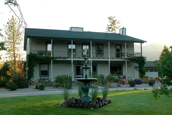 Applegate Valley Inn & Ranch: B&B