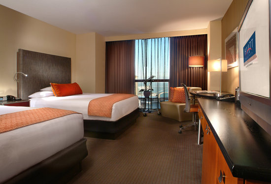 Hyatt Regency Chicago: Standard Double Guest Room