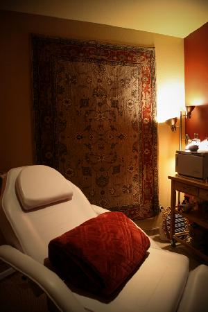 The Canebrake: Spa services are also available, including Ayurvedic treatments