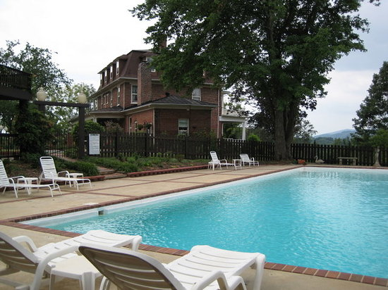 The Reynolds Mansion: Swimming Pool