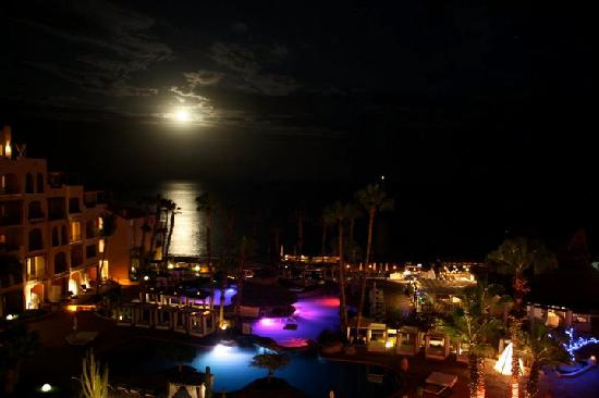 ME Cabo: view from room at night
