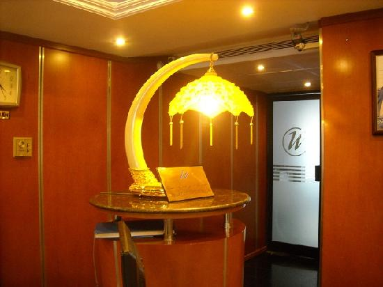 Nihal Hotel: Hotel lobby decoration