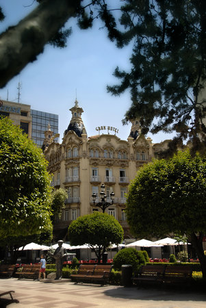Photo of Gran Hotel Albacete