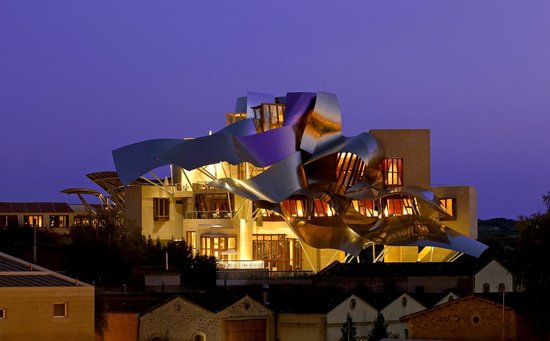 Photo of Hotel Marques De Riscal Elciego