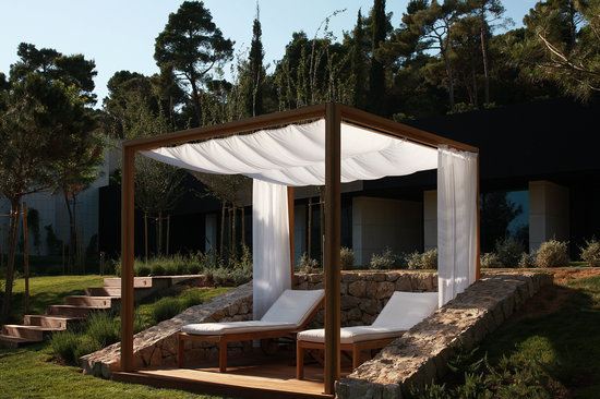 Hotel Lone: Outdoor Relax Zone