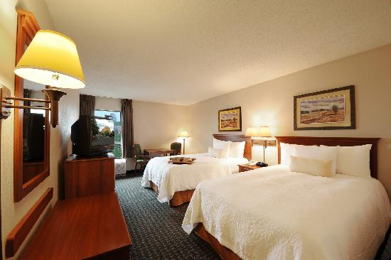 Hampton Inn Atlanta Southlake: Morrow GA Hotel - Guest Room Queen Bed