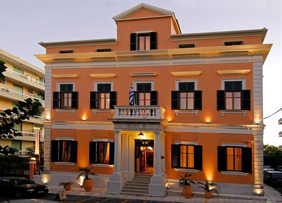 Photo of Bella Venezia Hotel Corfu Town