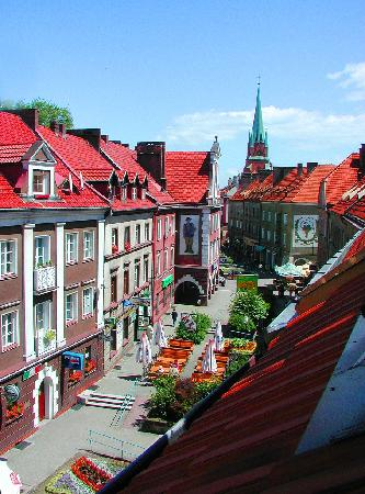 Raciborz, : Old town