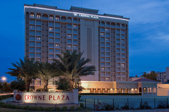 Crowne Plaza Orlando Downtown: Crowne Plaza Downtown Orlando