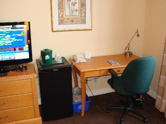 Country Inn & Suites By Carlson, Ottawa West, ON: Desk