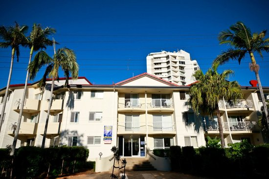 Photo of Anchor Down Apartments Surfers Paradise