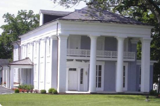 Harrodsburg, KY: Diamond Point Mansion