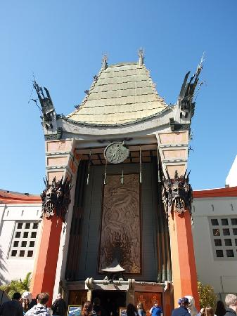 Photos of Grauman's Chinese Theatre, Los Angeles