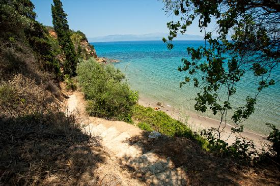 Colonides Beach Hotel, Koroni, Messenia