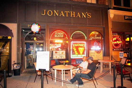 Jonathan's Pizza Incorporated