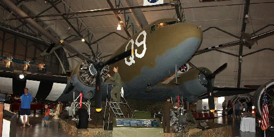 Delaware: Take flight at the Air Mobility Command Museum at the Dover Air Force Base