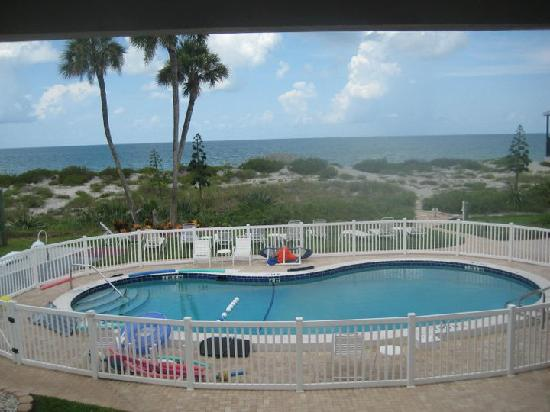 Venice, FL: The view from our balcony