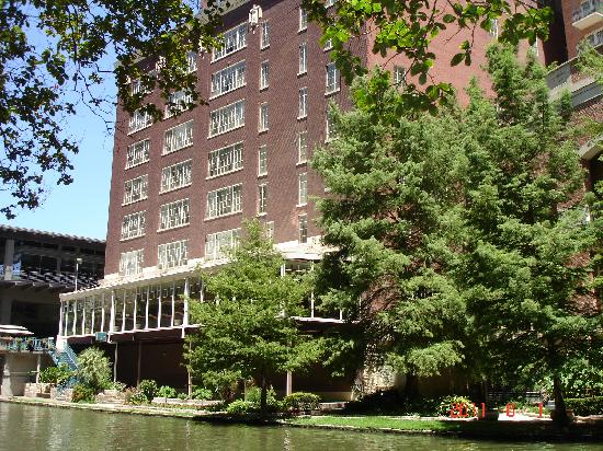 Homewood Suites by Hilton San Antonio - Riverwalk / Downtown: View from riverwalk
