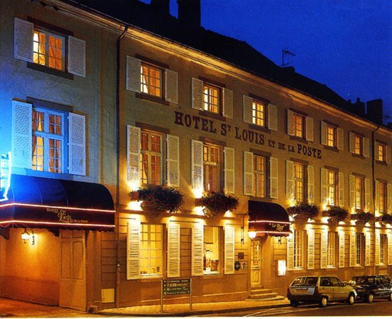 Photo of Hotel St. Louis & de La Poste Autun