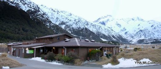 YHA Mt. Cook: YHA Mt Cook
