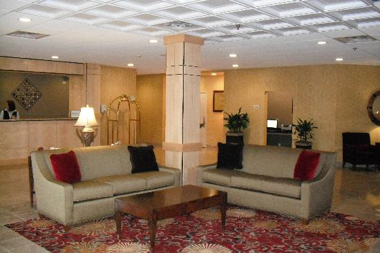 BEST WESTERN PLUS Carrier Circle Syracuse: Lobby
