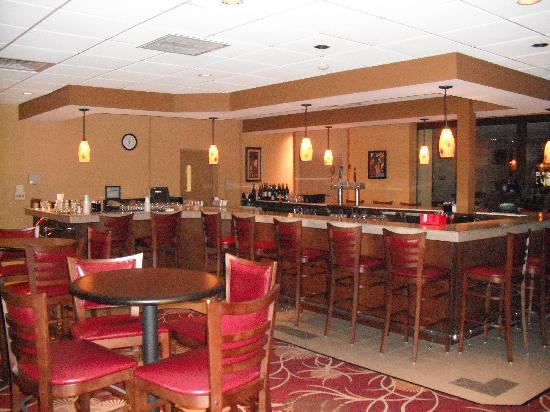BEST WESTERN PLUS Carrier Circle Syracuse: Lounge