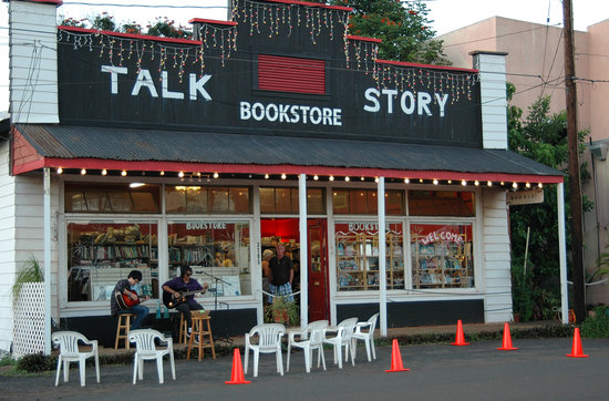 Talk Story Bookstore
