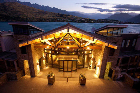 Photo of The Rees Hotel & Luxury Apartments Queenstown