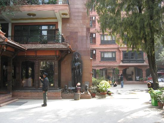 International Guest House: front of hotel