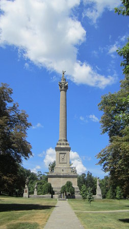Brock's Monument National Historic Site