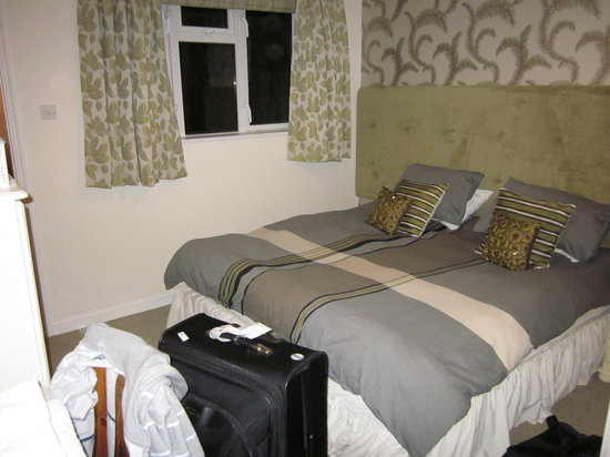 The Laurels Guest House: Room